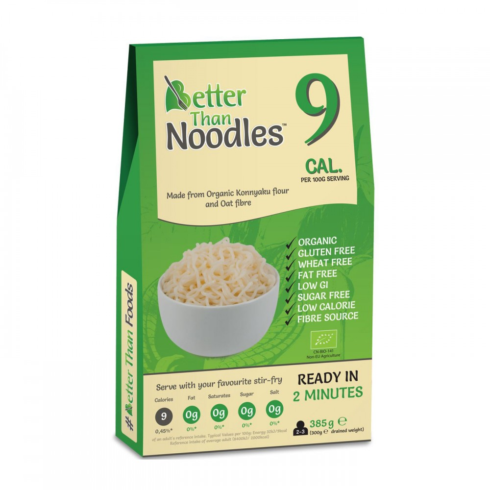 Better Than Noodles 385 g Better Than Foods