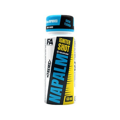 Napalm Shot 60 ml Fitness Authority