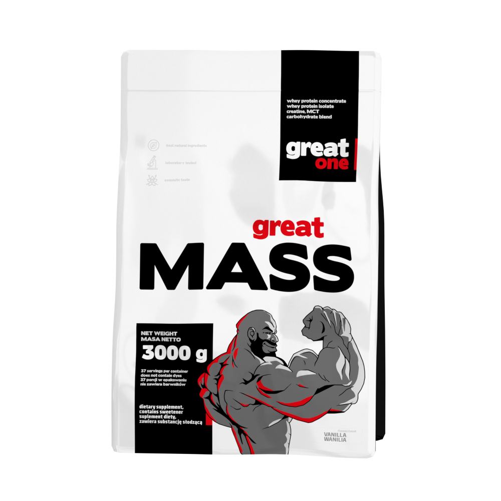 Great Mass 3 kg Great One