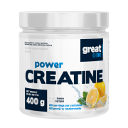 Power Creatine Lemon 400g Great One