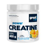Power Creatine orange 400g Great One