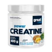 Power Creatine pineapple 400 g Great One