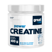 Power Creatine natural 500 g Great One